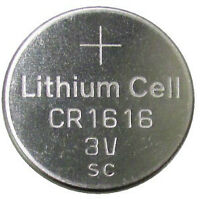 2 FOR 1 - CR1616 Coin Lithium Battery Cell 3V Auto Remote