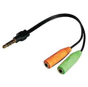IBM-ThinkPad-TRRS-3-5mm-Male-to-2-TRS-Female-Audio-Headset-Splitter-Adapter
