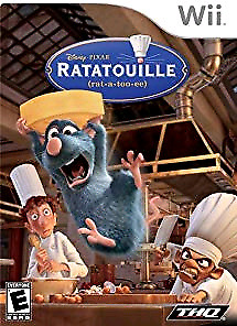ratatouille for wii