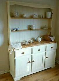 stunning pine dresser