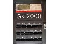 Saitek'' Gary Kasparov'' GK2000 Chess Computer