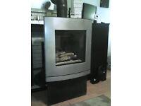 Gazco riva nemus gas/lpg fire