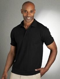 POLO SHIRTS WITH YOUR LOGO