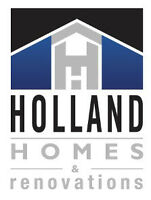HOLLAND RENOVATIONS - GENERAL CONTRACTORS