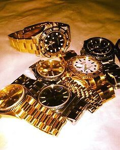 Buying any 2000 and newer solid gold rolexs