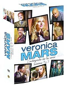 Veronica Mars Season 1-3 Box Set and Movie Dvd Aberglasslyn Maitland Area Preview