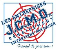 Entretien Paysager (pelouse,gazon) - Les Entreprises J.C.M.O.