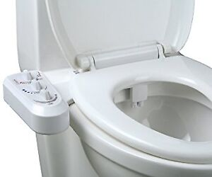 Quality Hot and Cold / Cold Toilet Bidet - FREE Installation!