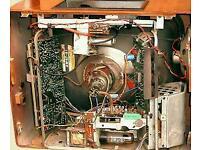 Vintage 50,s GEC BT 452 Television Receiver