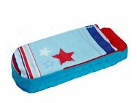 Junior ReadyBed Airbed and Sleeping bag - Stars and Stripes