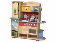 Wanted Little tikes kids kitchen