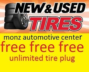 USED TIRES FROM $20.00 !! NEW TIRES FROM 38.99 !!!!!