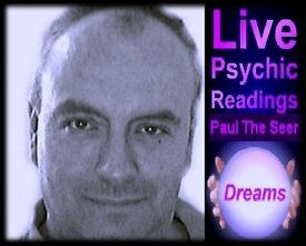 Psychic Readings with Paul The Seer in Cambridge