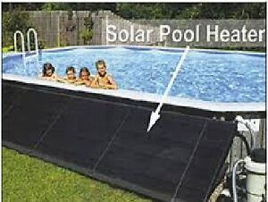 24 inch by 20 feet solar heater panels for above ground pool Gatineau Ottawa / Gatineau Area image 4