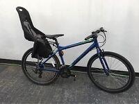 Bike and child seat - Carrera
