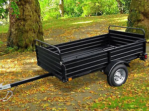NEW, Marlon MPT52136 Utility - ATV - Dump Trailer on X-Mas Sale