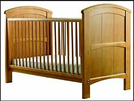 Cossato Hogarth Cot Bed