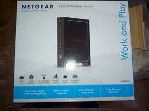 Netgear N300 Wireless Router Millicent Wattle Range Area Preview