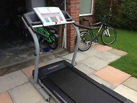 Proform 650v Treadmill - full working order, just needs a new running board