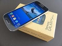 Samsung Galaxy s4 mini unlocked any network ***good condition***100% original phone not refurbished*