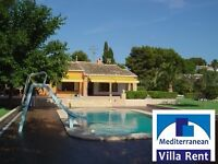 Javea / Xabia: HOUSE WITH NICE POOL