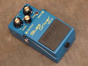 BOSS Blues Driver Pedal