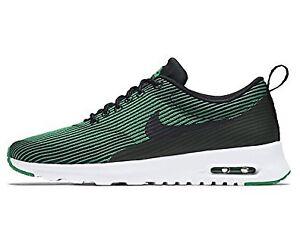 Womens Nike Air Max Thea Jacquard Running Shoes - Size 7.5
