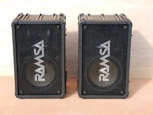 Wanted: Ramsa A80 A200 A500 Speakers