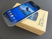 Samsung Galaxy S4 mini unlocked any network ***good condition***100% original phone***07587588484***