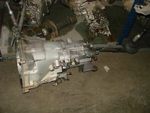 Bmw 5 Speed Manual Transmission to Fit E46 E39