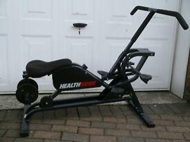 Heavy Duty Health Rider Gym Machine / Professional Exercise Equipment