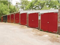 Lock-up garage available for storage rental. Pontardawe.