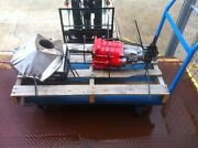 commodore VH V8 M20 4 speed  gearbox full conversion kit Belfield Canterbury Area Preview