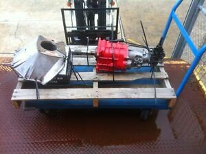 commodore VH V8 M20 4 speed  gearbox full conversion kit Belmore Canterbury Area Preview