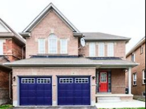 Detached Home With Finished Basement (Sandalwood / Creditview)