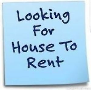 WANTED: House for rent in Thompson