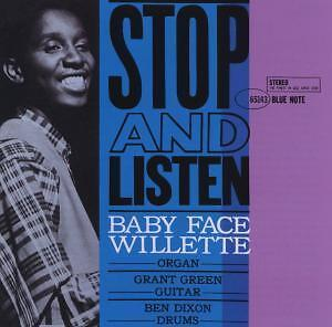Baby Face Willette-Stop and Listen CD NEU