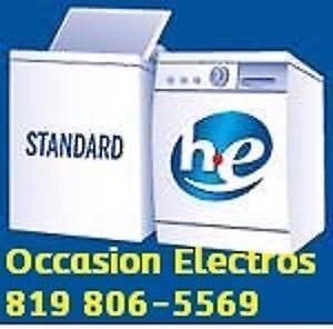 ** OCCASION ELECTROS **     819 806-5569  LIVRAISON INCLUS VICTO