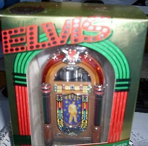 1997 Carlton collection Elvis ornament