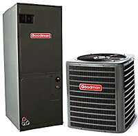 HEAT PUMP/ AC/ FURNACE/ SUPPLY AND INSTALL