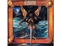 JETHRO TULL - BROADSWORD - VINYL LP