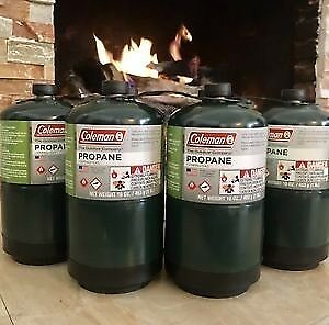 Coleman Propane Cylinders