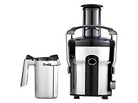 NEW Dualit Dual Max Juicer TOP OF THE RANGE