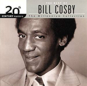 Best of Bill Cosby cd(new/sealed) + 3 Bill Cosby lps/vinyl