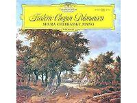 Frédéric Chopin - Shura Cherkassky – Polonaisen vinyl LP