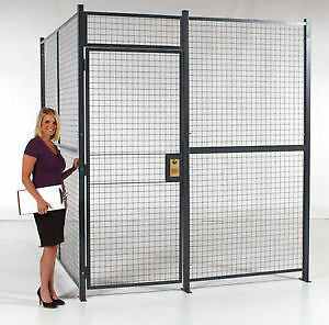 2 Wire Cage Panels  4'-0 x 8'-0