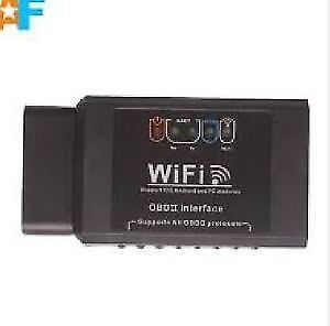 OBD2 WIFI SCANNER. SCAN ERASE ENGINE LIGHT WITH PHONE!