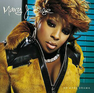 CD - Mary J. Blige, No More Drama