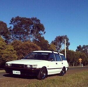 1991 ae95 4wd corolla wagon $2000 Launceston Region image 4