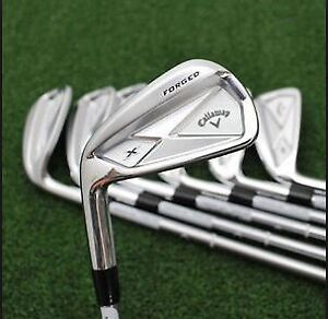 Callaway X Forged Irons / Wedges LEFT HAND